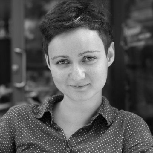 Anna Klinkova headshot