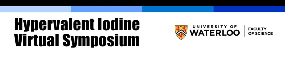 Hypervalent Iodine Virtual Symposium