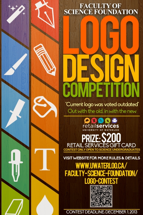 Fsf logo contest last day to submit your entry Logo design competitions
