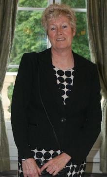 Portrait of Hilary Lappin Scott