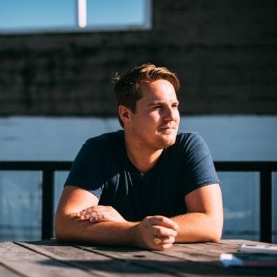 Portrait of Mike Darlington