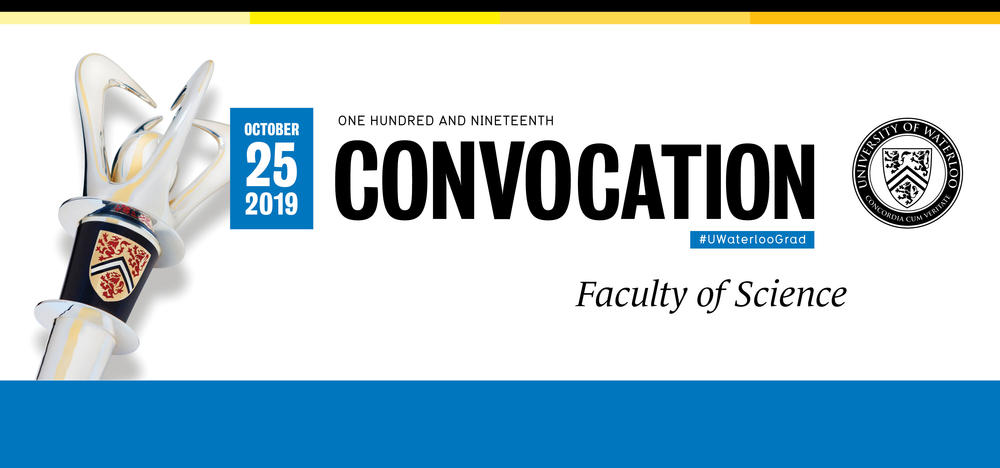 Faculty of Science Convocation - Oct 25