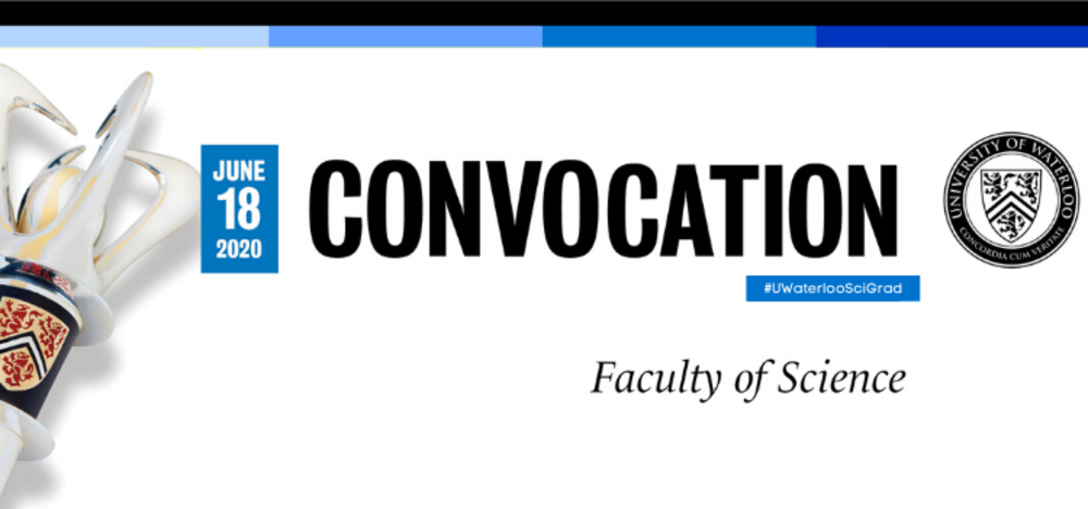 June 18, 2020 Science Convocation