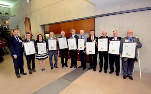 60th anniversary alumni awards event