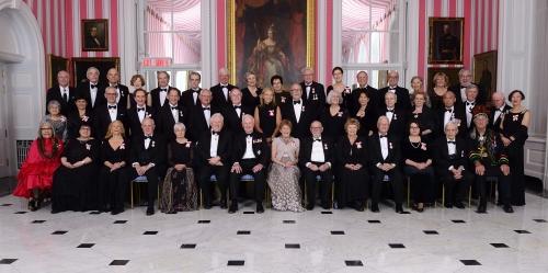 2016 Order of Canada medal recipients