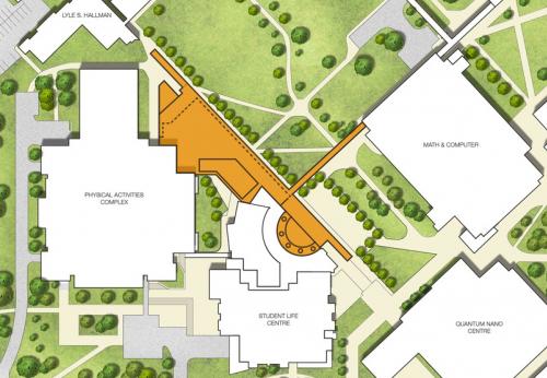 SLC PAC expansion project.