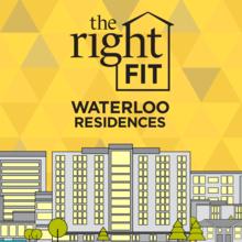 waterloo residence logo