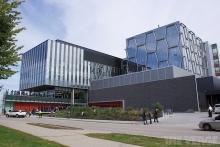 External view Quantum Nano Centre