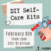 DIY Self-Care Kit Poster.