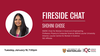 Shohini Ghose Fireside Chat invitation
