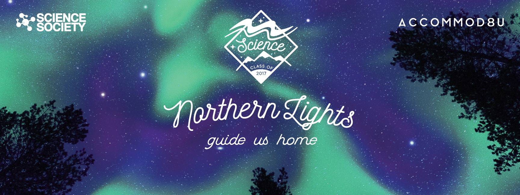 Science GradBall 2017: Northern Lights