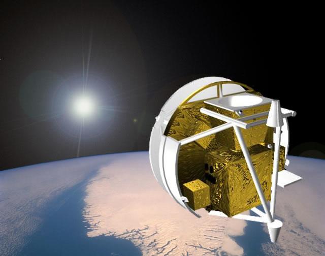 Waterloo's Atmospheric Chemistry Experiment in orbit.