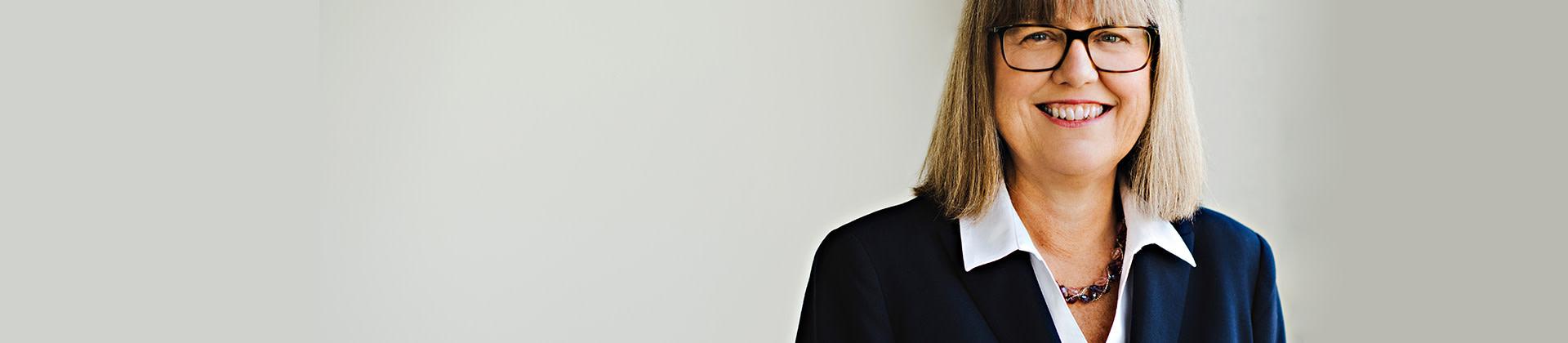 Portrait of Donna Strickland