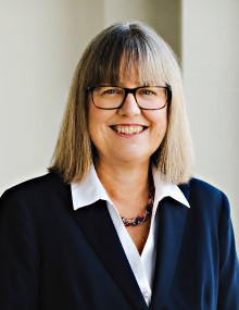 Headshot of Donna Strickland