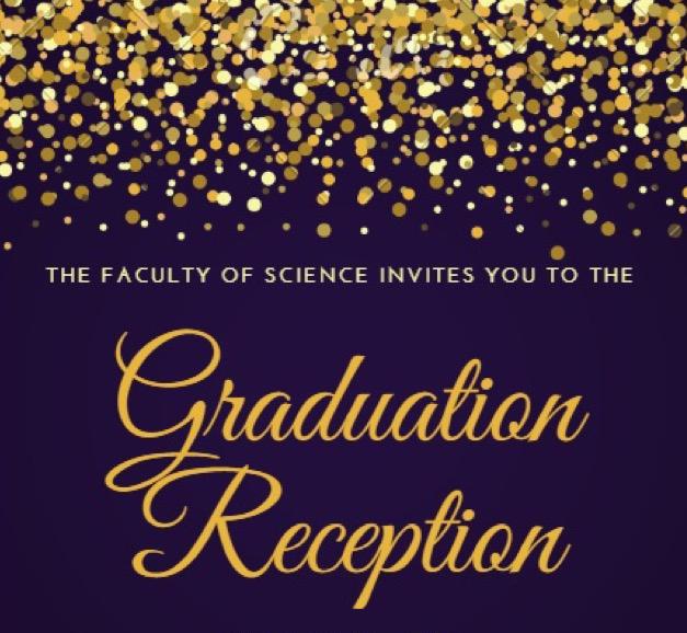 Faculty of Science 2018 Graduation Reception