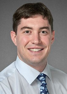 Portrait of Scott Hopkins