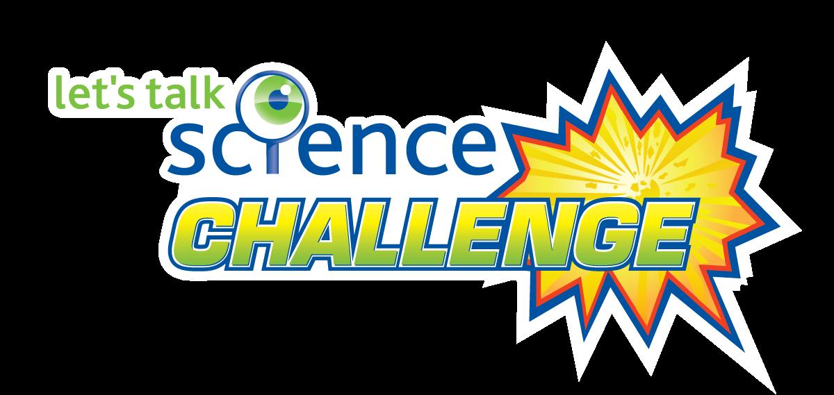 Let's Talk Science Challenge logo