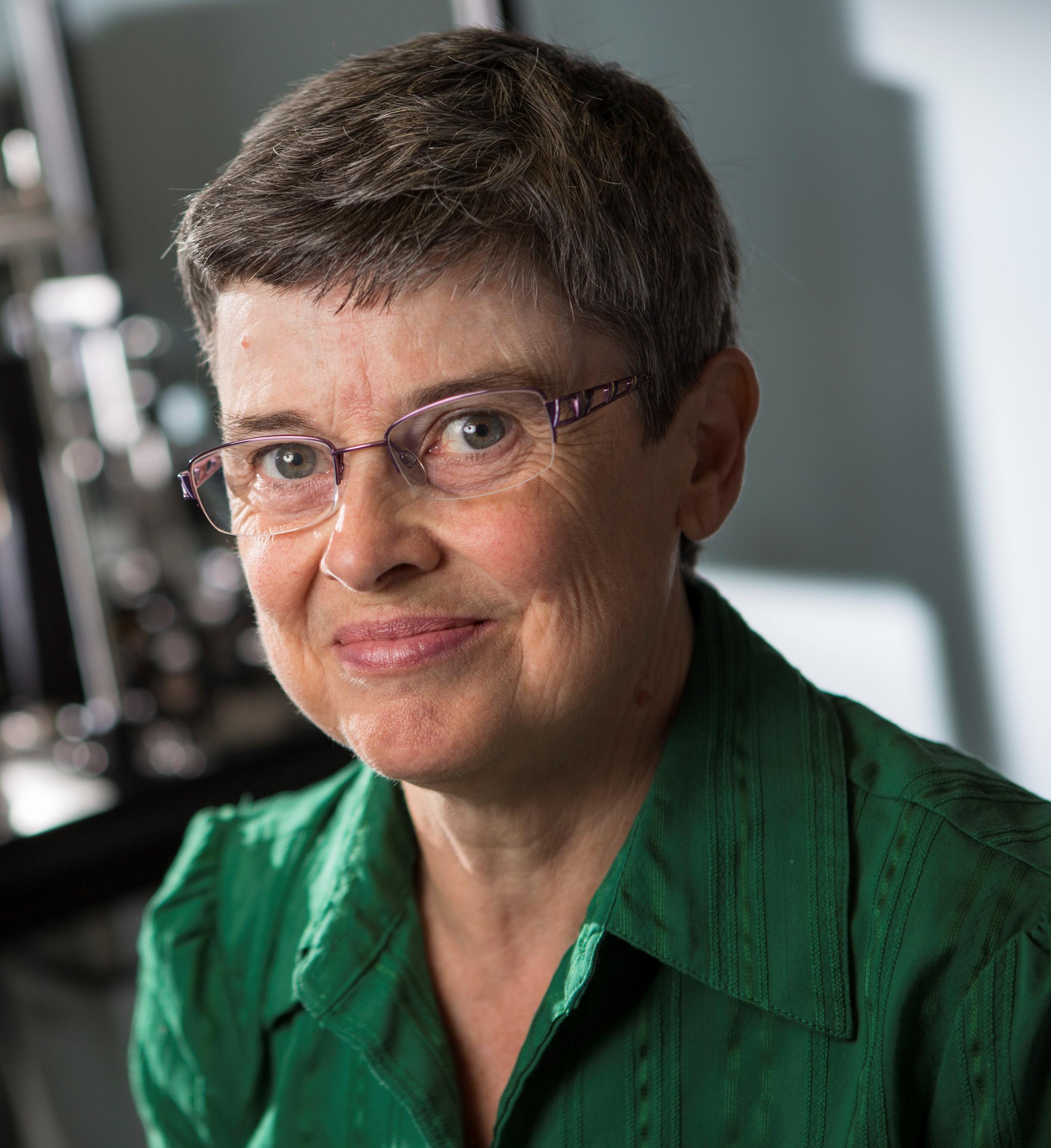Physics and Astronomy Professor Melanie Campbell