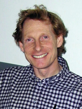 Professor Kim Nasmyth