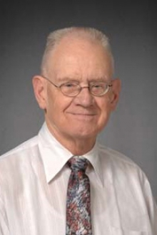 Distinguished Professor Emeritus Paul Karrow