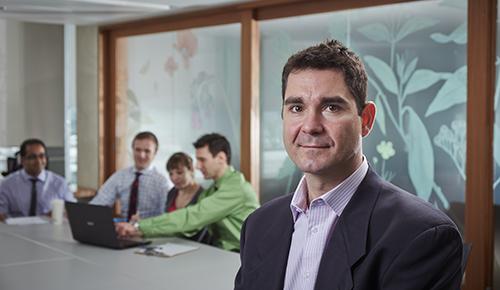 Dr. Roderick Slavcev, assistant professor in pharmaceutical science