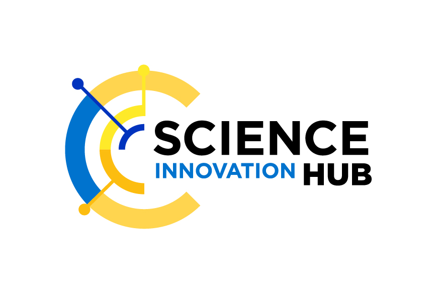 Science Innovation Hub logo.