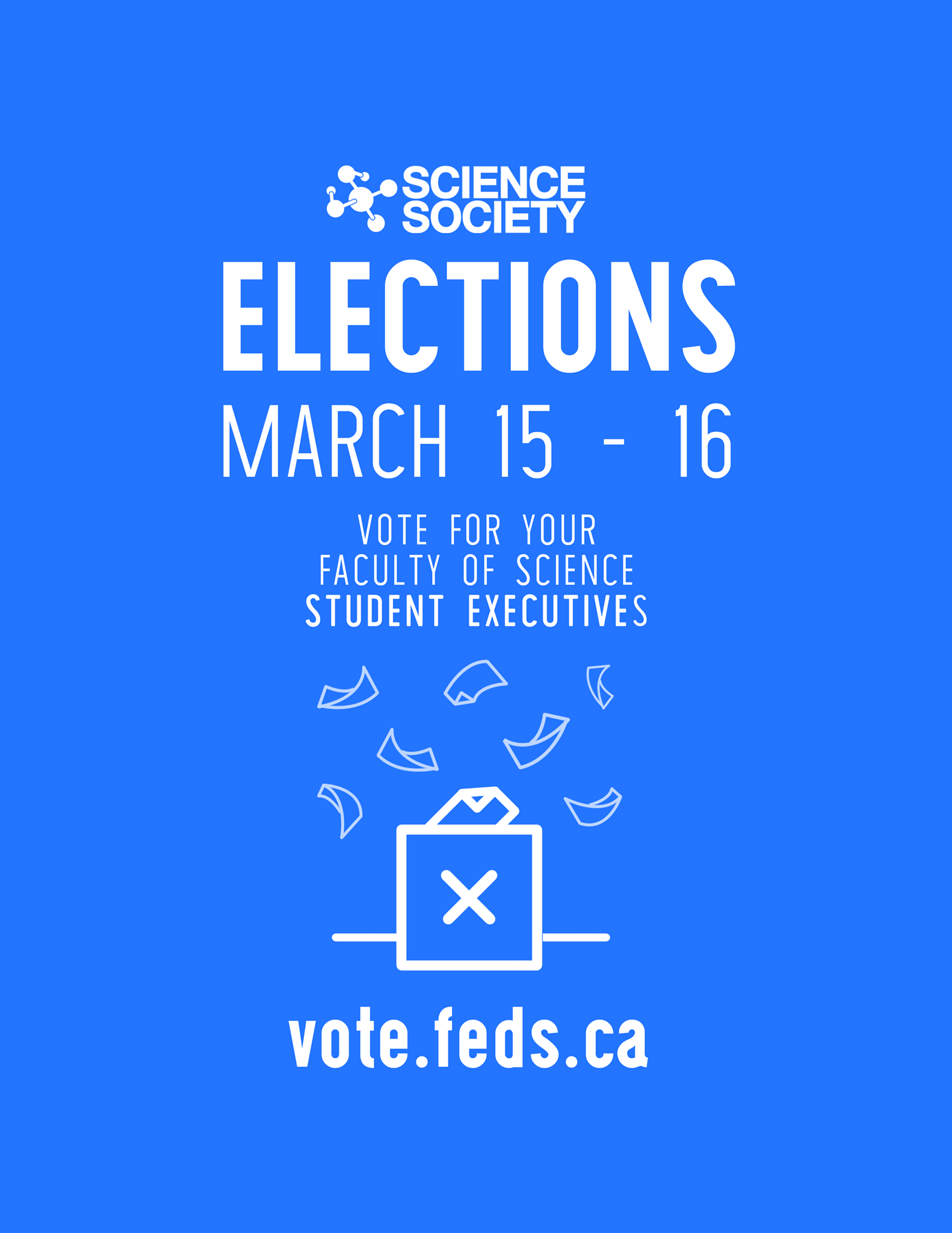Science Society Elections