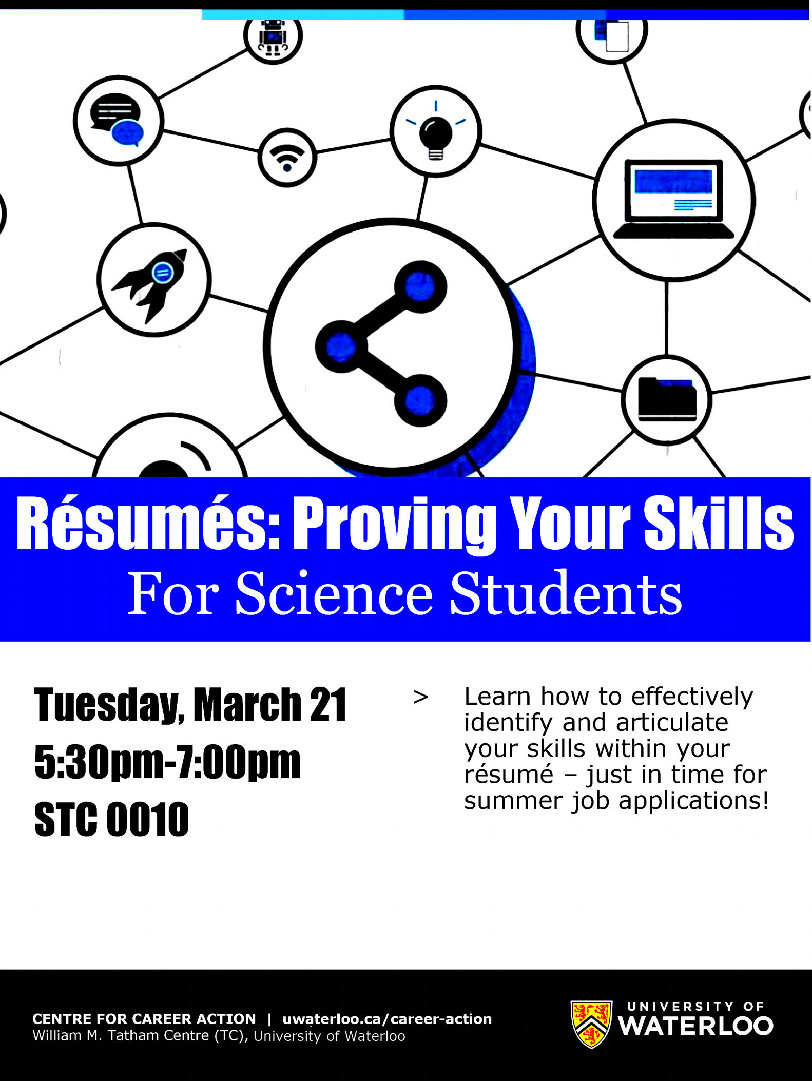 Resume Workshop for Science Students