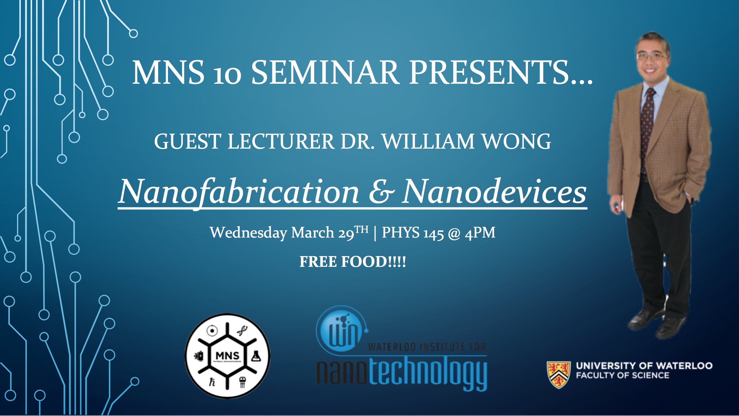 Nanofabrication & Nanodevices slide