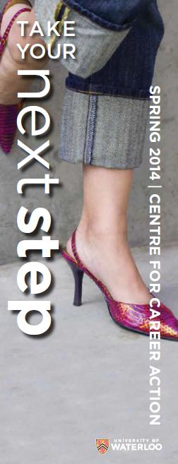 Centre for Career Action Spring 2014 Workshops
