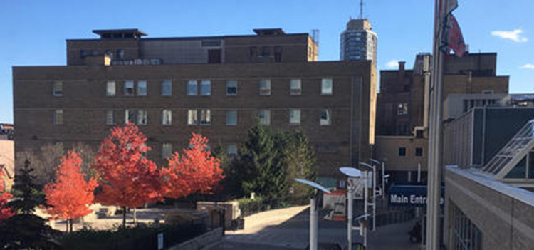 St. Joseph's Hospital, Hamilton.