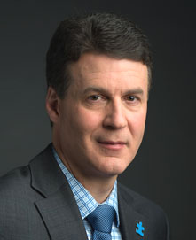 Headshot of Stephen Scherer