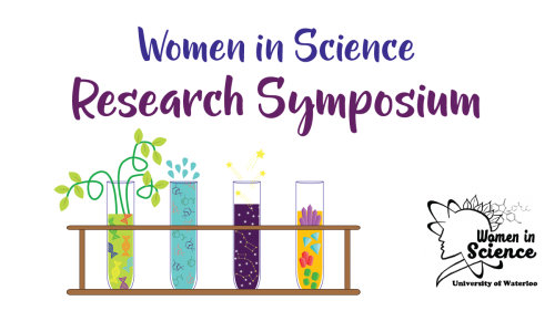 Women in Science research symposium.