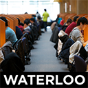 Waterloo library icon