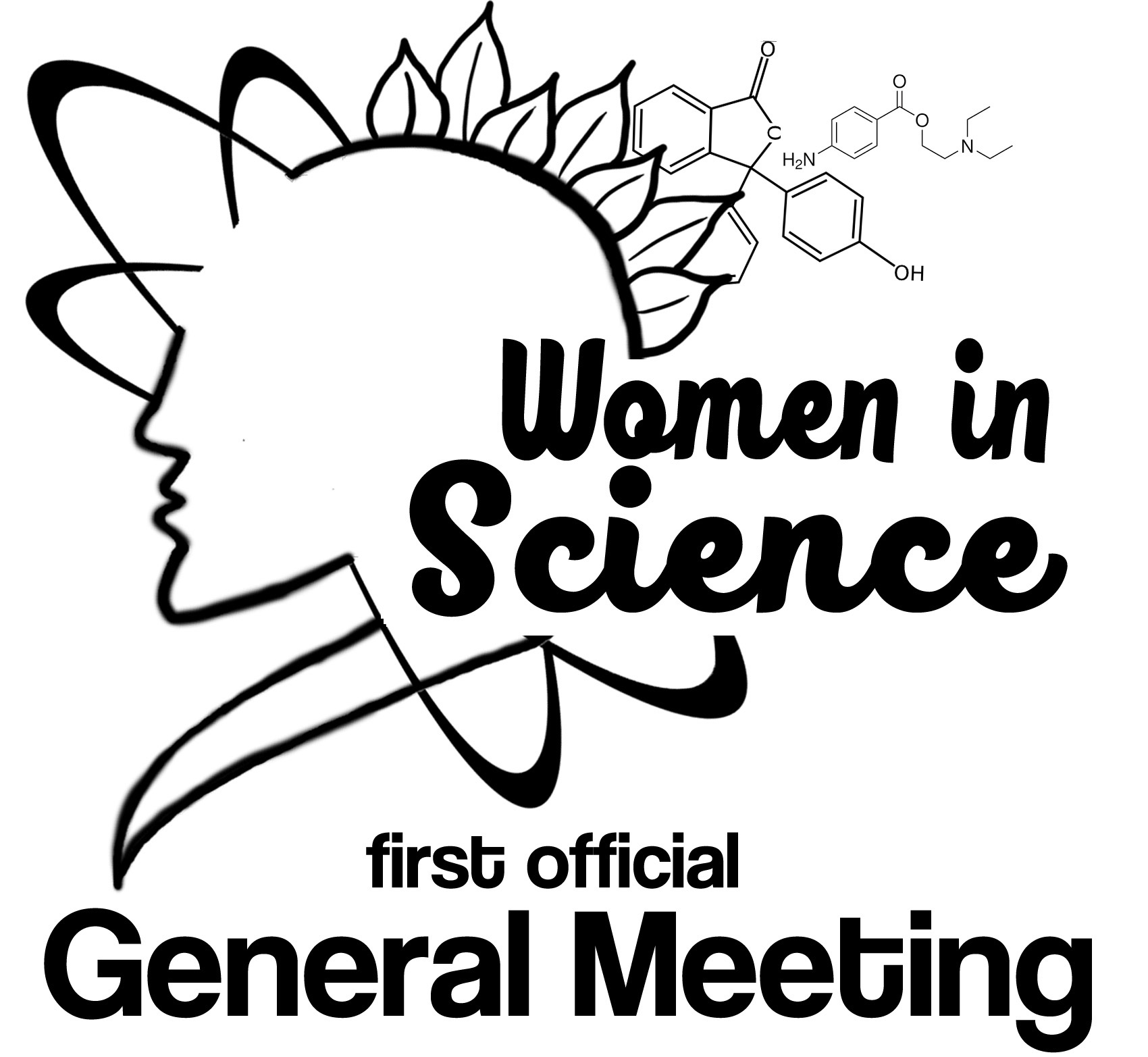 Women in Science first official general meeting.