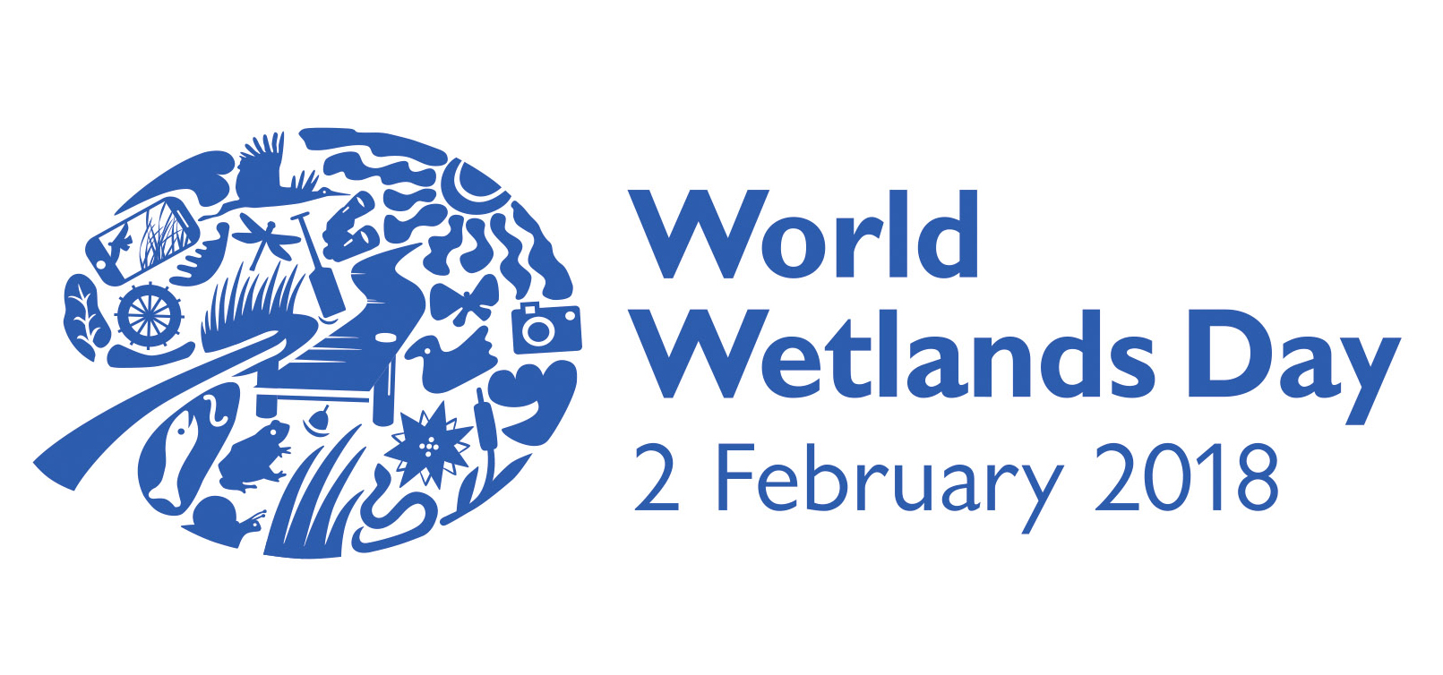World Wetlands Day, 2 February 2018.
