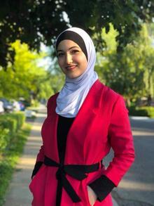 Headshot of Yara Mohiar