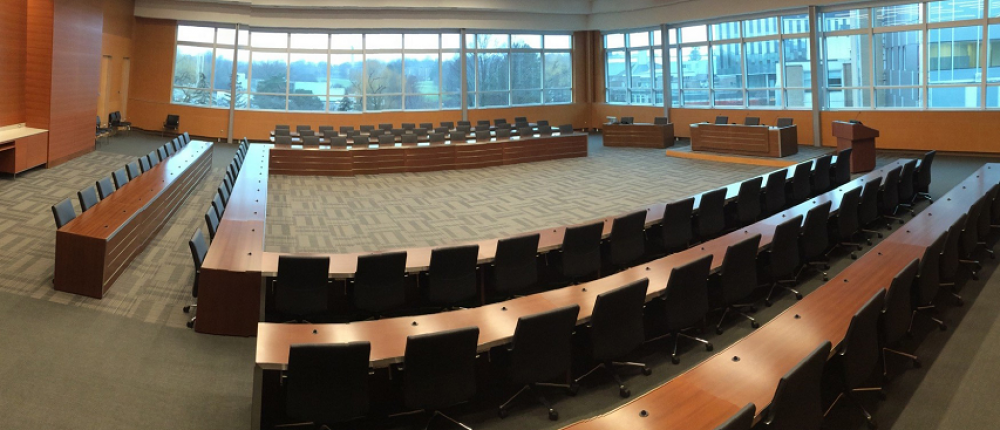 Board and Senate Meeting Room