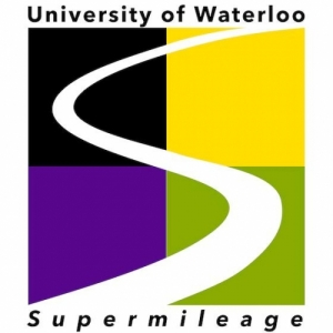 Waterloo Supermileage logo