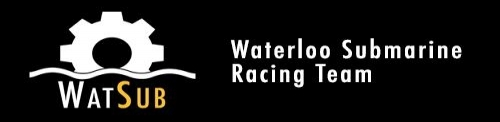 Waterloo Submarine Racing Team logo