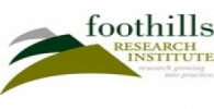 Foothills Research Institute logo