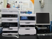Agilent 1260 HPLC with Fraction Collector