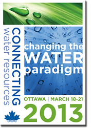 Connecting Water Resources 2013: Changing the Water Paradigm