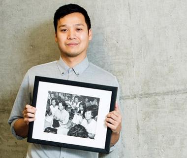University of Waterloo professor Vinh Nguyen