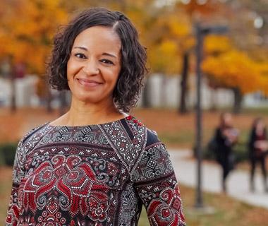 Sexual violence expert Rachel Griffin