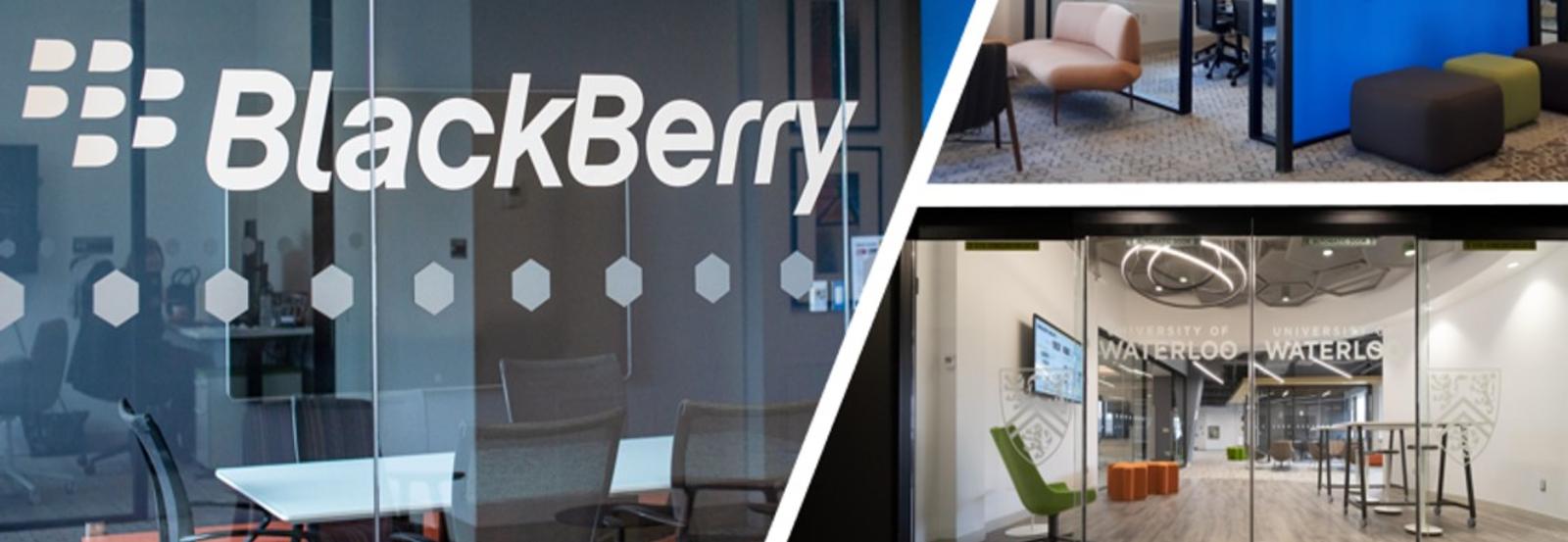 Blackberry and University of Waterloo workspaces