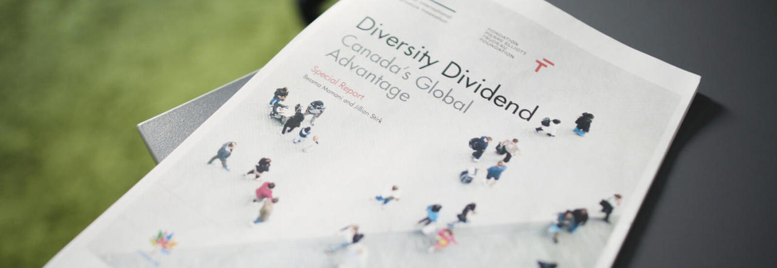 Diversity is good for business banner