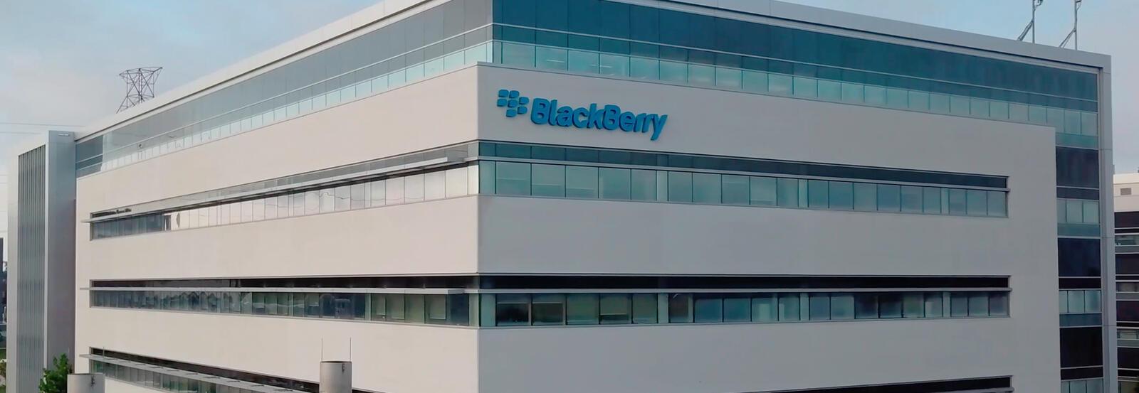 Blackberry office