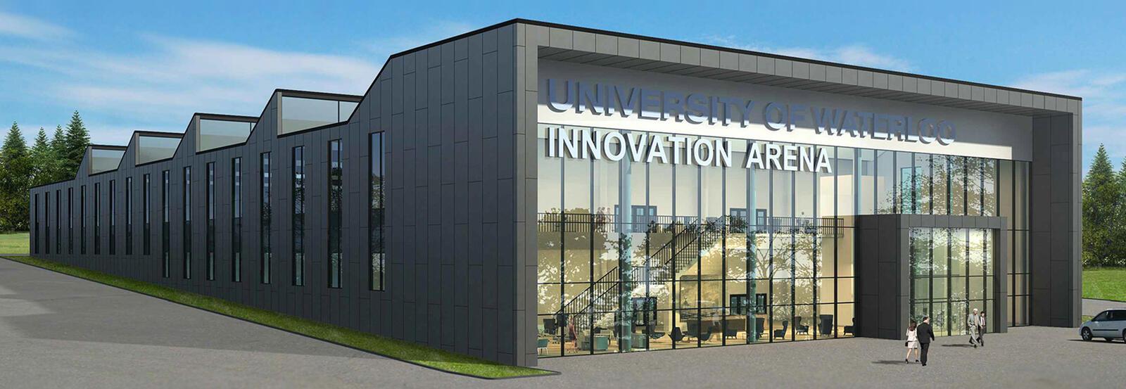 Innovation Arena rendering