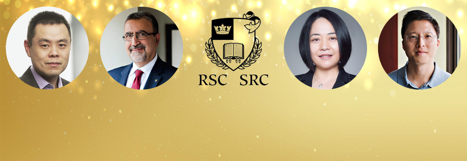 Winners of RSC awards